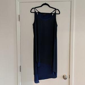 Two-Toned, Asymmetrical BCBG Dress